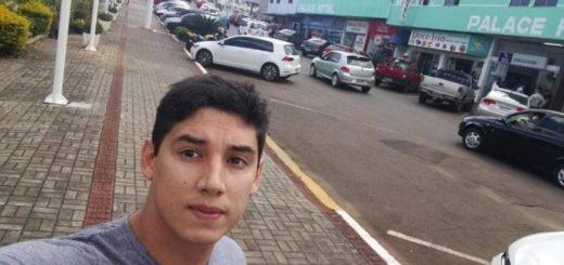 Joven eldoradense varado en Brasil, evalúa ingresar ilegalmente y someterse a las autoridades una vez que llegue