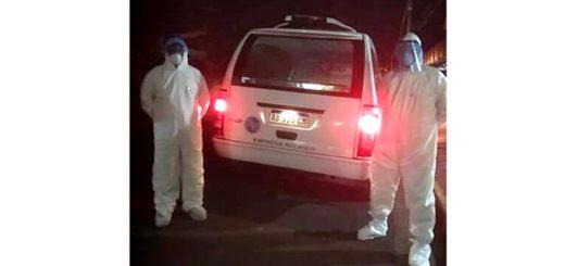 Coronavirus: ante el primer fallecido en Misiones, activaron el protocolo de manejo de cadáveres