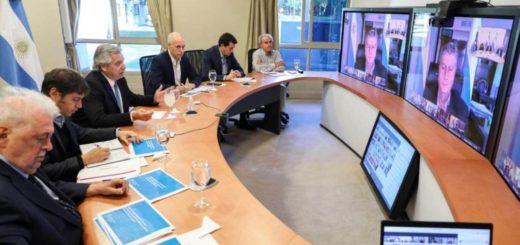 Coronavirus: por pedido de Herrera Ahuad la Nación avanzará en un protocolo para camioneros