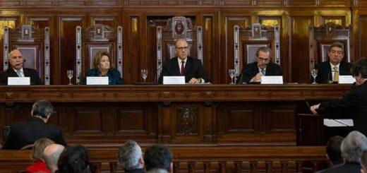 La Corte Suprema rechazó el pedido de Cristina Kirchner y sentenció que el Senadodebe decidir sobre las sesiones virtuales