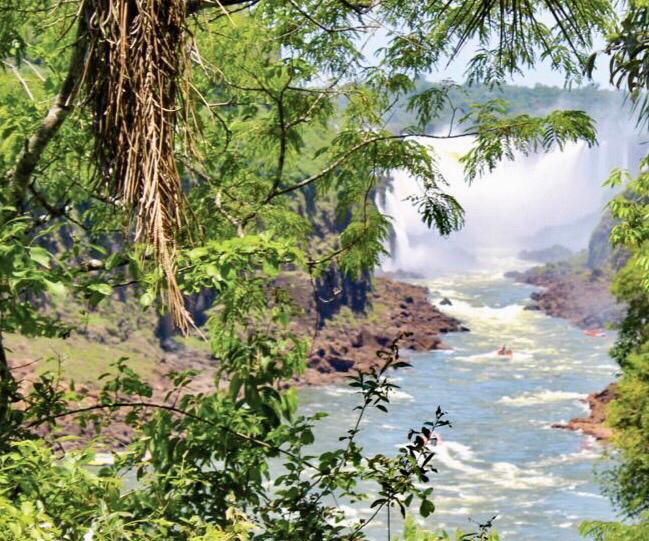 Coronavirus: «Invitamos a los turistas que no cancelen sus reservas a Cataratas, sino que las modifiquen para venir más adelante»