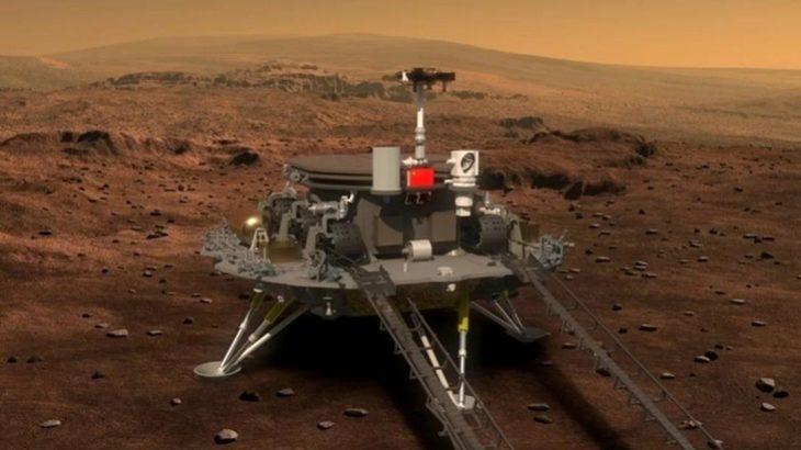 Coronavirus: en medio de la pandemia, desde China aseguran que en pocos meses concretarían la llegada a Marte