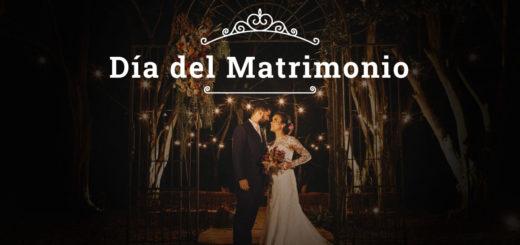 ¿Cómo celebrar el Día del Matrimonio en época de pandemia? ¡Mandanos tu foto!