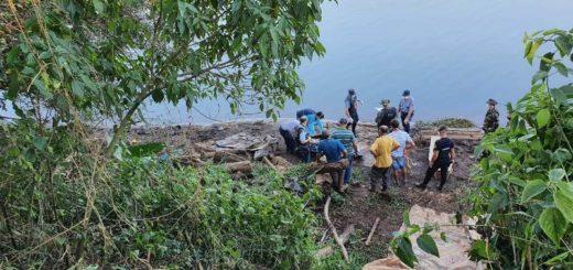 Tragedia en Alba Posse: identificaron a los tres jóvenes desaparecidos en el río Uruguay
