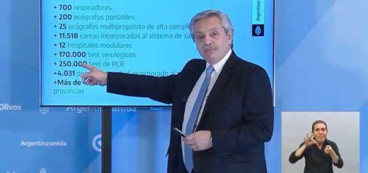 Coronavirus: Alberto Fernández define cómo será la próxima fase de la cuarentena