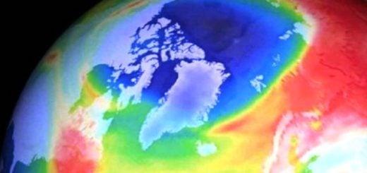 Sin precedentes: se cerró el agujero de la capa de ozono en la zona del Ártico