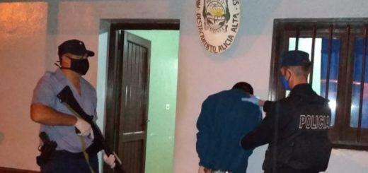 Un joven fue acuchillado en Colonia Aurora y está internado en el Samic de Oberá en grave estado
