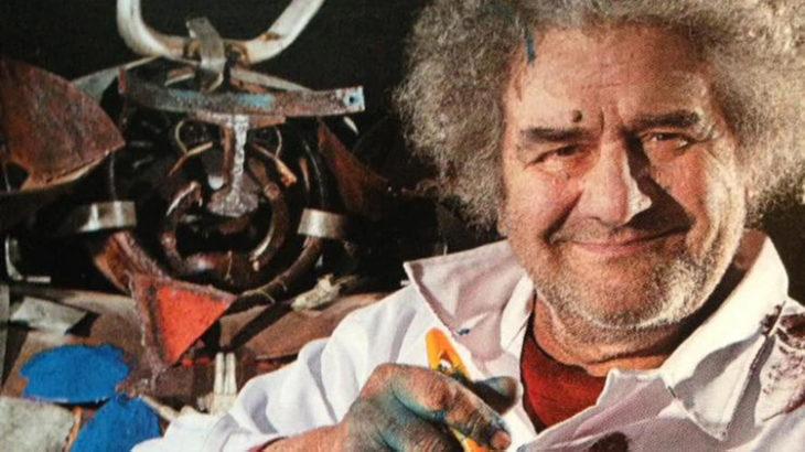 Falleció el artista plástico Carlos Regazzoni