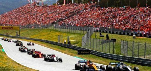 Coronavirus: la Fórmula 1 comenzará en julio a puertas cerradas, en el Gran Premio de Austria