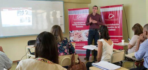 El Instituto Saavedra inicia las Especializaciones en Gestión de la Calidad y en Logística