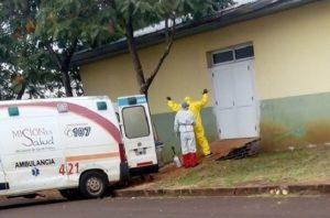 #Coronavirus: se activó el protocolo en Apóstoles por un camionero que llegó con fiebre desde Pindapoy