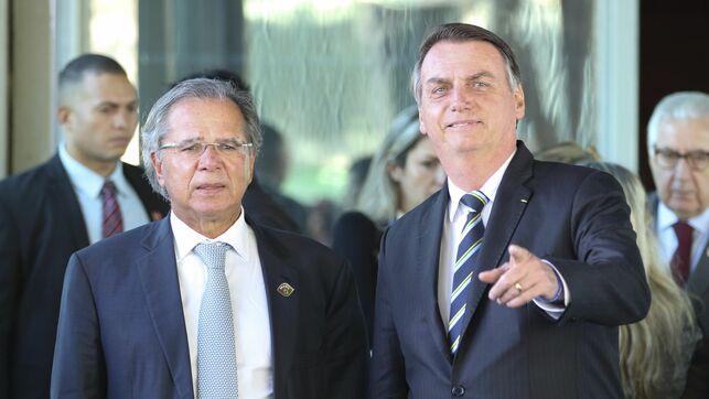"""Coronavirus: """"No seremos como Argentina"""" dijo Paulo Guedes, ministro de Economía de Jair Bolsonaro"""