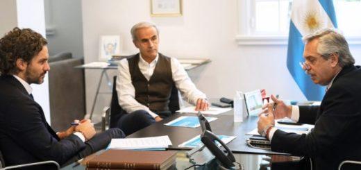 Coronavirus: el presidente Alberto Fernández mantuvo una comunicación telefónica con su par chileno, Sebastián Piñera