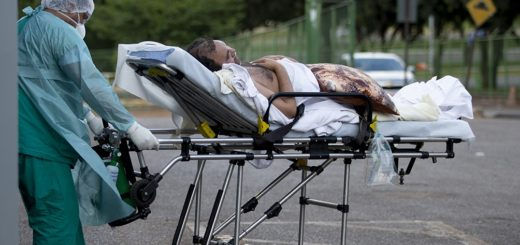 Coronavirus: en Brasil registran más de 4.500 muertos y 66.500 casos