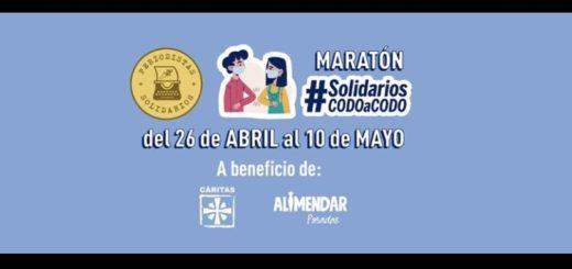 Periodistas Solidarios impulsa inédita maratón para auxiliar en la cuarentena