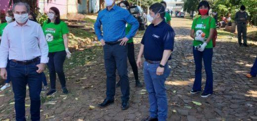 Oscar Alarcón indicó que si a pesar de la cuarentena hay dengue es porque hay nidos de mosquitos en los domicilios