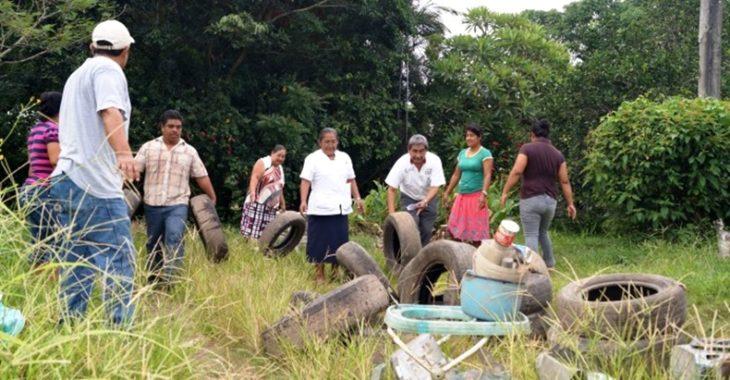 Lucha contra el dengue: el intendente de Posadas, 'Lalo' Stelatto, llamó a la comunidad a colaborar en la limpieza de sus hogares