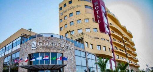 Coronavirus: por la caída total del turismo, cerró el Hotel Grand Crucero, un destacado 4 estrellas de Puerto Iguazú, y 50 personas quedan sin trabajo