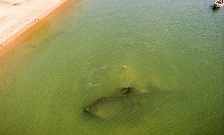 Hallaron un barco hundido desde hace más de cien años en el río Paraná