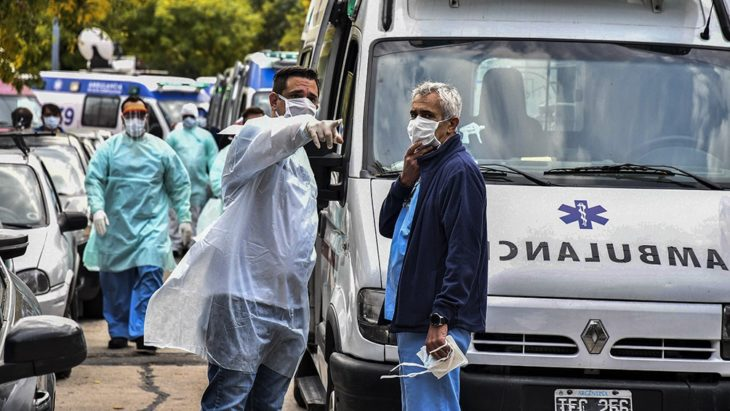 Coronavirus: ascienden a 207 las víctimas fatales y a 4.127 los infectados en el país