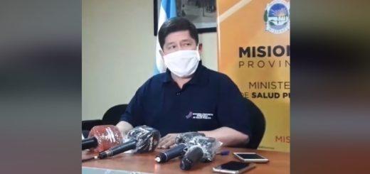 Coronavirus: ante la confirmación de cuatro nuevos casos, se declaró la circulación comunitaria en Misiones