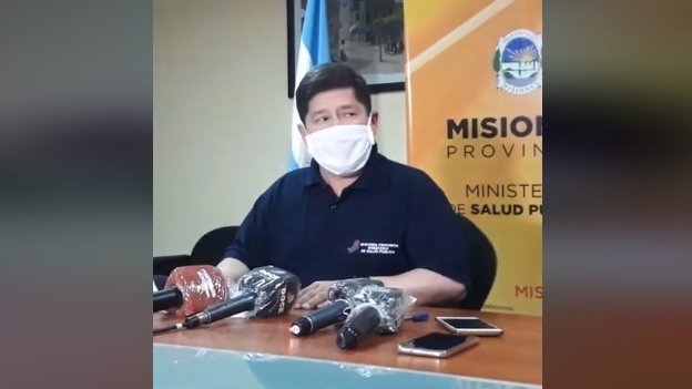 Coronavirus: Misiones duplicó la cantidad de casos positivos en un solo día, y las autoridades declararon que existe circulación comunitaria en toda la provincia