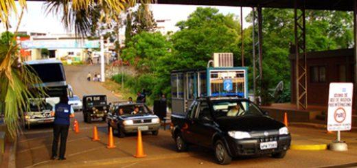 Coronavirus: Irigoyen refuerza sus controles en la frontera seca con Brasil tras el ingreso de camiones que llegan desde zonas de riesgo