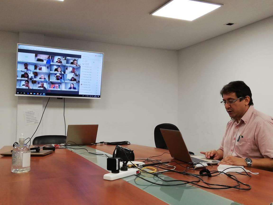 #Coronavirus: Rovira en el recinto y los diputados desde sus despachos, abrirán este 1 de mayo la histórica primera sesión virtual del Parlamento misionero