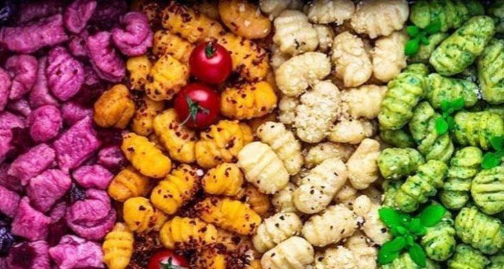 Día de ñoquis: ¿cómo hacerlos más saludables y coloridos?