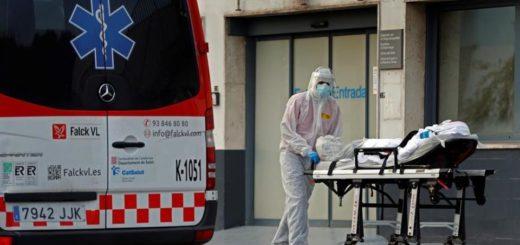 Coronavirus: por primera vez en más de un mes, la cifra diaria de muertos en España es menor a 300