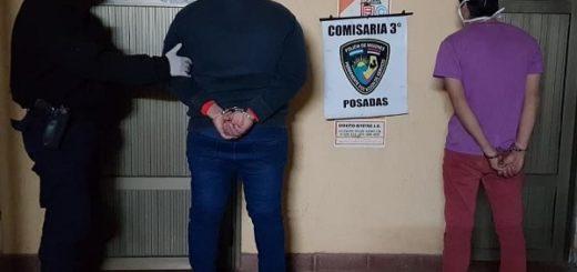 Posadas: atraparon a dos jóvenes cuando intentaban robar en una vivienda