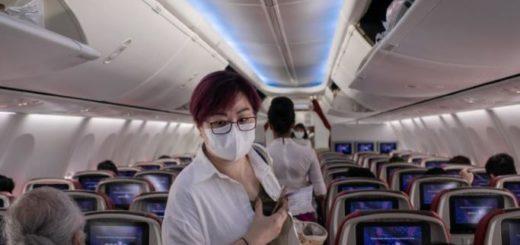 Cómo será el protocolo mundial para viajar en avión después de la pandemia por el coronavirus