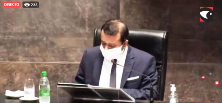 Lea el discurso completo del Gobernador Oscar Herrera Ahuad en la apertura de las sesiones en la Legislatura Misionera