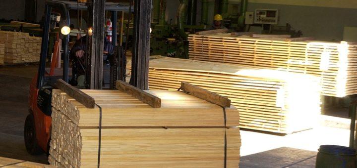 Herrera Ahuad anunció un plan de viviendas de madera