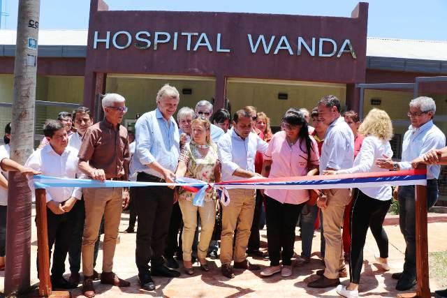 Destacan el desempeño de Misiones en fortalecer los sistemas de salud público y privado para enfrentar la pandemia por coronavirus