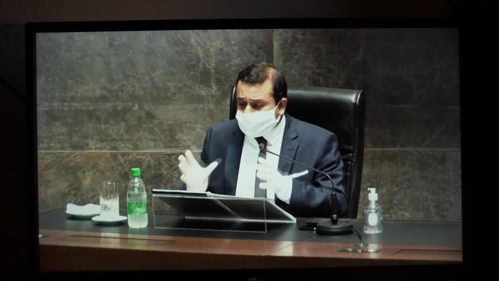 """#Coronavirus: el discurso de Oscar Herrera Ahuad estuvo signado por el impacto de la pandemia en Misiones y las herramientas tecnológicas, de innovación, inversiones y estrategias binarias para """"hacernos gigantes en la adversidad"""""""