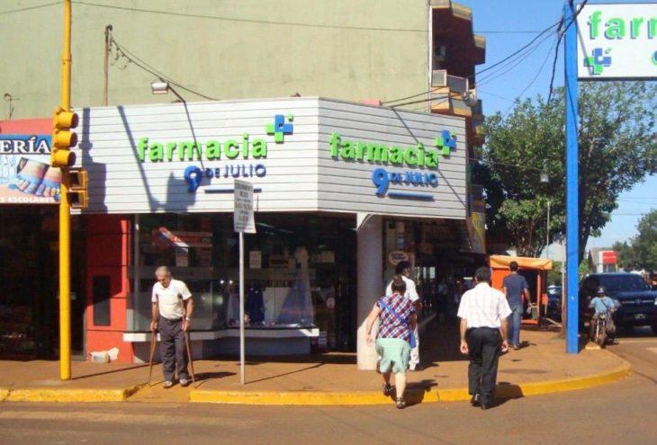 Coronavirus: una cadena de farmacias de Eldorado cerró por posible contacto indirecto de sus empleados con caso positivo de Covid-19