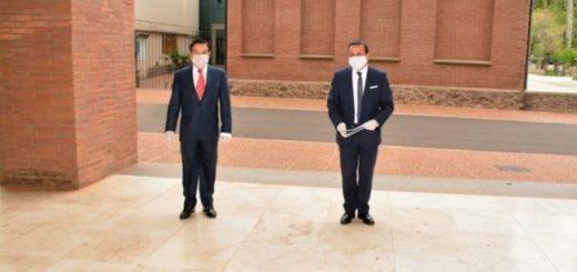 Diputados destacaron la emotividad y el equilibrio del discurso del gobernador Herrera Ahuad en la apertura del año legislativo