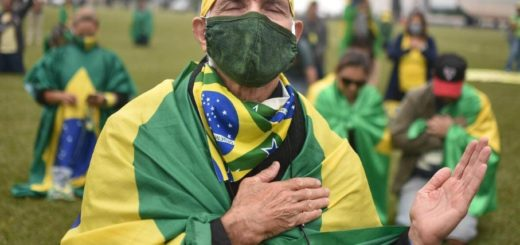 Coronavirus: hubo 428 muertos en las últimas 24 horas en Brasil