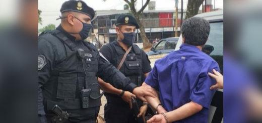 Policías detuvieron a un hombre que hirió a otro en la Chacra 149 de Posadas