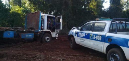 Daño ambiental: aplicaron una severa multa a un propietario de lotes en Andresito