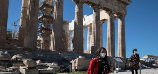 Coronavirus: diez años después de una de las peores crisis de su historia, Grecia teme que su economía caiga de nuevo por el covid-19