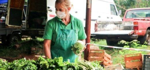 Coronavirus: Agricultura Familiar afirmó que están buscando alternativas para reabrir las ferias francas en Posadas y otras localidades
