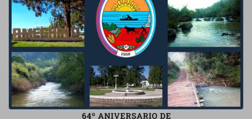 La localidad de Florentino Ameghino celebra hoy su 64° Aniversario