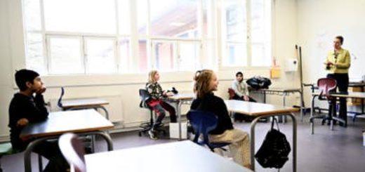 Coronavirus. miles de alumnos regresan a las escuelas de Alemania con medidas de distancia, higiene y protectores
