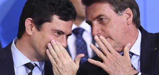 Brasil: Moro entregó documentos y charlas por WhatsApp para delatar a Bolsonaro, su jefe durante 15 meses