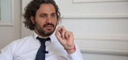 """Santiago Cafiero: """"Somos una sociedad que no va a bajar los brazos, que va a salir adelante"""""""