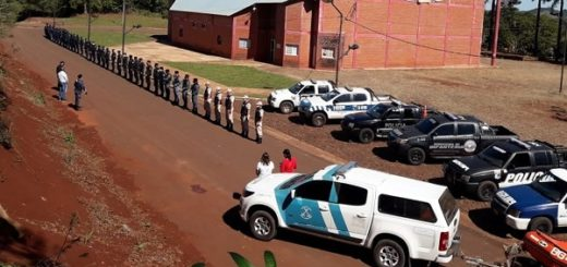 Frontera: intensifican los operativos en conjunto en el Alto Uruguay misionero