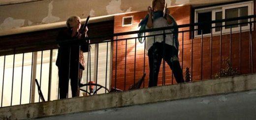 Cacerolazo en los barrios de Buenos Aires: se repitió la protesta contra la excarcelación de presos