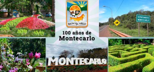 La localidad de Montecarlo celebra hoy el centenario de su fundación